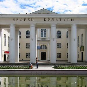 Дворцы и дома культуры Большого Села