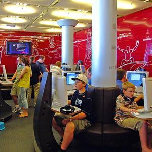 Интернет-кафе Большого Села