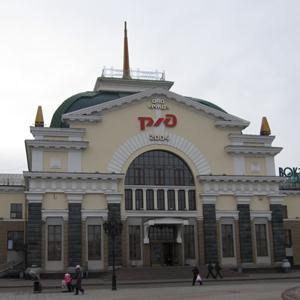 Железнодорожные вокзалы Большого Села