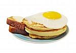 Ресторан Бахор - иконка «завтрак» в Большом Селе